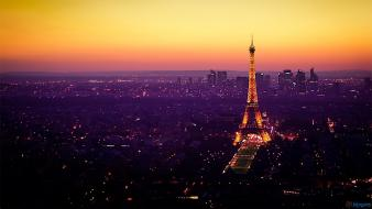 Evening in paris wallpaper