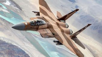 F-15 eagle aircraft aviation wallpaper