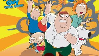 Family guy video game wallpaper
