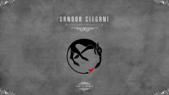 Game of thrones sandor clegane wallpaper