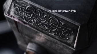 Hemsworth the avengers (movie) movie stills mjolnir wallpaper
