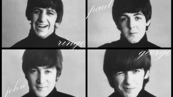 Lennon george harrison ringo starr paul mccartney wallpaper