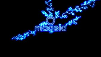 Linux mageia wallpaper