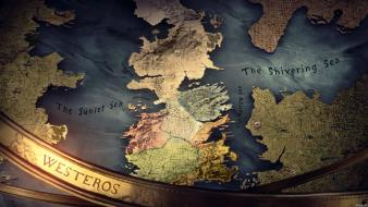 Maps game of thrones westeros wallpaper