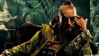 Marvel comics iron man 3 the mandarin wallpaper