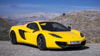 Mclaren mp4-12c cars wallpaper