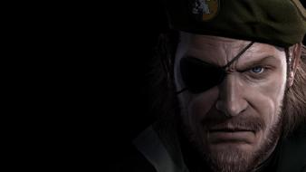 Metal gear solid big boss peace walker wallpaper