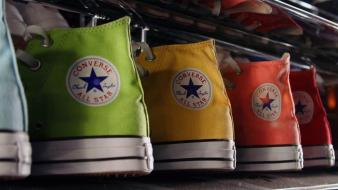 Multicolor shoes converse sneakers all star wallpaper