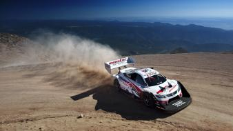 Racing monster tajima sx4 pikes peak view Wallpaper
