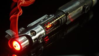 Red lightsabers starkiller hilt wallpaper