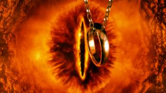 Sauron the lord of rings one ring wallpaper