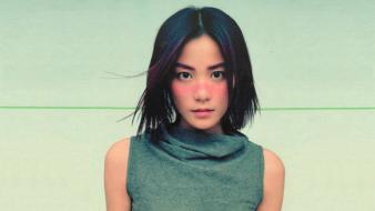Short hair asians singers faye wong girls wallpaper