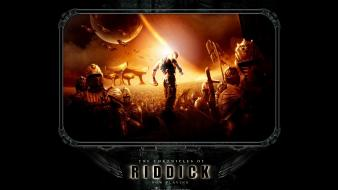 The chronicles of riddick wallpaper