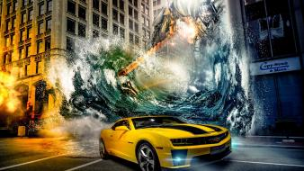 Transformers movies wallpaper