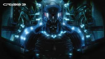 Video games crysis crytek cryengine 3 Wallpaper