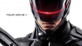 2014 robocop Wallpaper