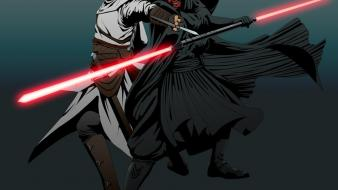 Altair ibn la ahad darth maul versus Wallpaper