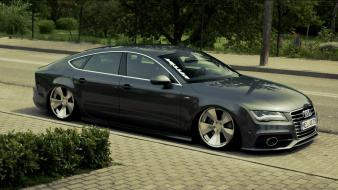 Audi s7 cars wallpaper
