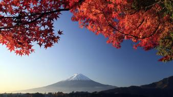 Beautiful fuji mountain wallpaper