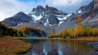 British columbia canada larch mount assiniboine canadian rockies wallpaper