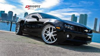 Cars chevrolet camaro wheels wallpaper