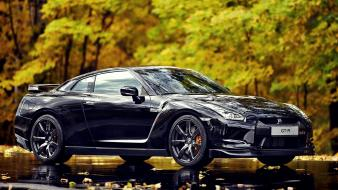 Cars nissan r35 gt-r skyline gtr gtr35 wallpaper