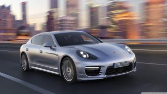 Cars porsche panamera 2014 Wallpaper