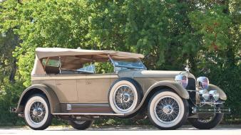 Cars vehicles duesenberg classic front angle view a wallpaper