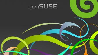Dark linux idea opensuse wallpaper