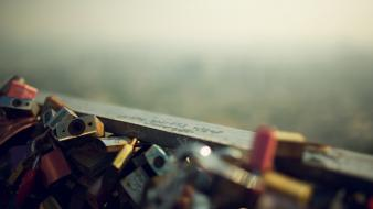 Depth of field locks wallpaper
