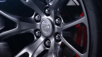 Dodge viper srt rims wallpaper