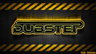 Dubstep background wallpaper