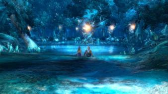 Final fantasy x screens Wallpaper