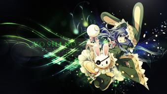 Girls date a live yoshino (date live) wallpaper