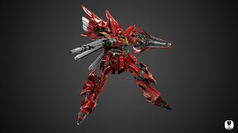 Gundam robots unicorns unicorn msn sinanju Wallpaper