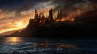 Harry potter hogwarts Wallpaper