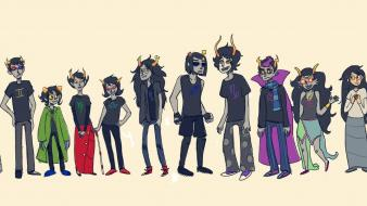 Homestuck trolls sburb wallpaper