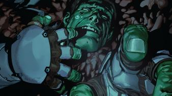 Hulk (comic character) comics marvel Wallpaper