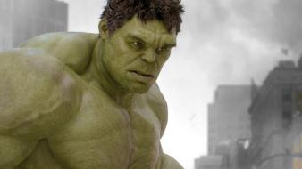Hulk (comic character) mark ruffalo the avengers (movie) wallpaper