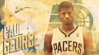 Indiana pacers nba paul george basketball player wallpaper