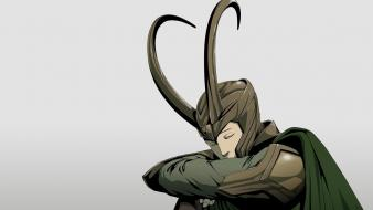 Marvel comics loki fan art gods norse wallpaper