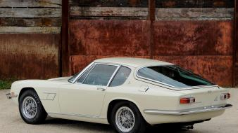 Maserati mistral cars wallpaper