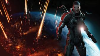 Mass effect 3 commander shepard wallpaper