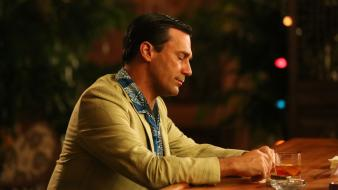 Men mad actors jon hamm tv series Wallpaper