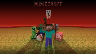Minecraft hd 1080p Wallpaper