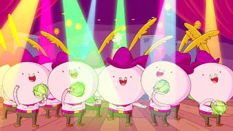 Party butter lettuce bravest warriors wankershim wallpaper