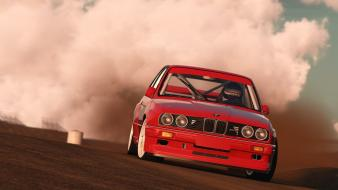 Racing bmw m3 e30 project auto image wallpaper