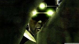 Sam fisher splinter cell ubisoft stealth video games wallpaper