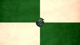 Snakes harry potter hogwarts crests slytherin Wallpaper