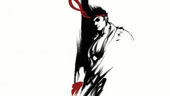 Street fighter ryu fantasy art atari play wallpaper